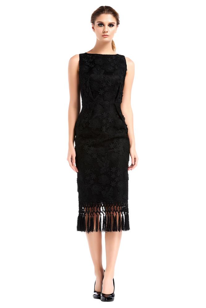 WEE Brand, dress, black dress, cocktail dress, party dress, designer dress, outfit, fashion, ชุดแบรนด์เนม, เช่าชุด, เดรส, ชุดออกงาน, ชุดปาร์ตี้