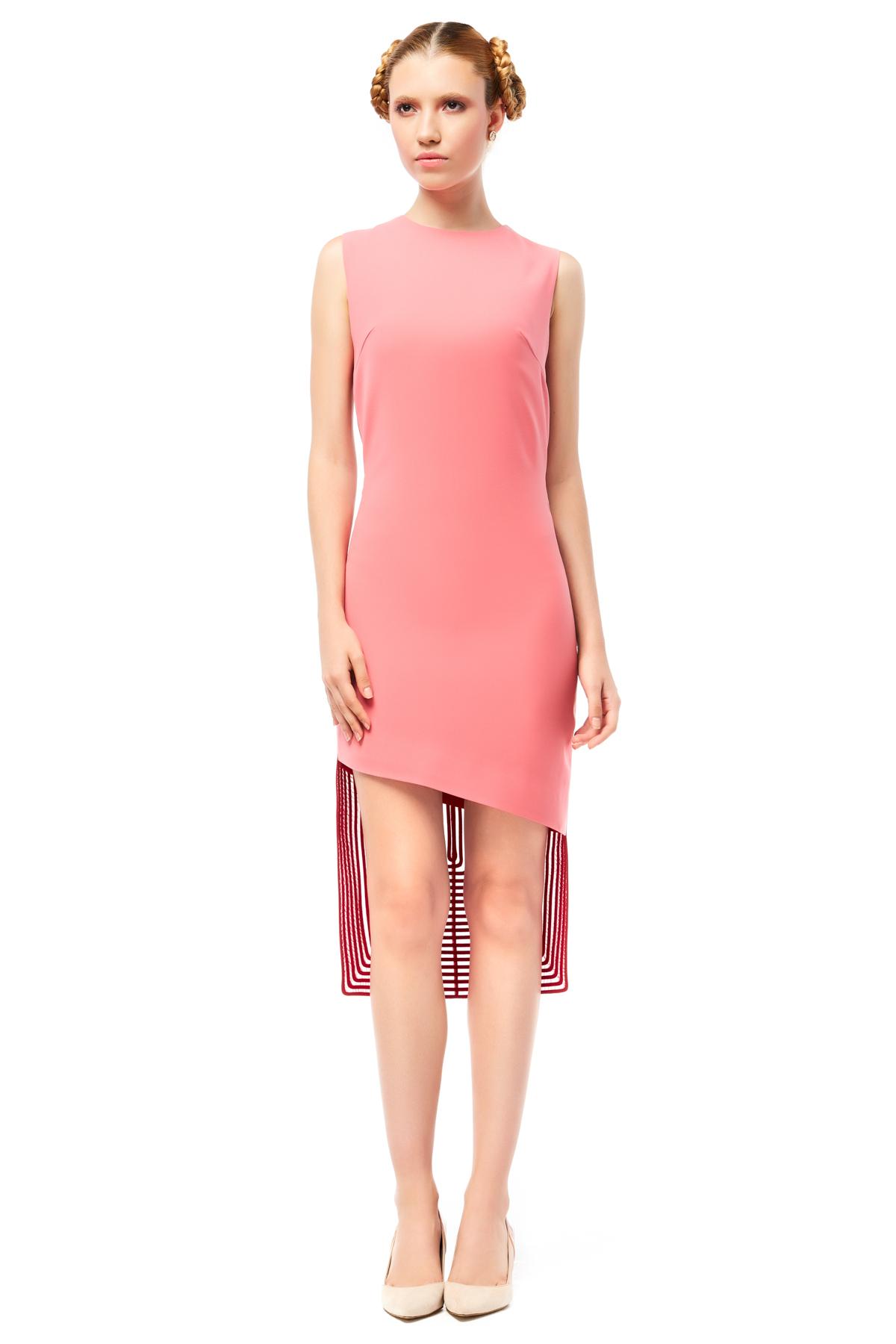 Vela De, dress, pink dress, party dress, designer dress, outfit, fashion, designer clothes, ชุดแบรนด์เนม, เช่าชุด, เดรส, ชุดออกงาน, ชุดปาร์ตี้, ชุดไปเที่ยว