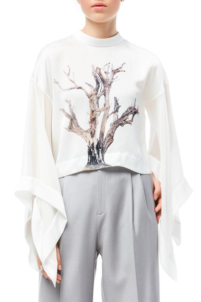 Vela De, blouse, white blouse, white top, crop top, party outfit, beach outfit, vacation outfit, designer dress, outfit, fashion, designer clothes, ชุดแบรนด์เนม, เช่าชุด, ชุดออกงาน, ชุดปาร์ตี้, ชุดไปทะเล, ชุดไปเที่ยว